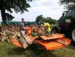 Mobiler Holzservice