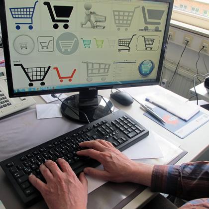 Kaufleute im E-Commerce, Online-Handel