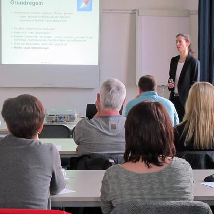 Weiterbildung, Förderung der beruflichen Weiterbildung