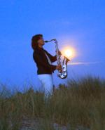 Ostseesaxophonistin