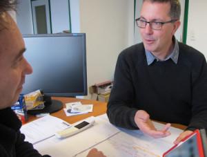 Kleine und mittlere Unternehmen in der Region Mecklenburgische Seenplatte können sich vom DigitalisierungsLotsen jeden letzten Donnerstag im Monat kostenfrei zum Thema Digitalisierung beraten lassen. Telefon: 0395 / 3 69 49 11