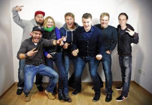 Das Team von 4eckmedia arbeitet größtenteils im heimischen Büro und ist bundesweit verstreut. Foto:
