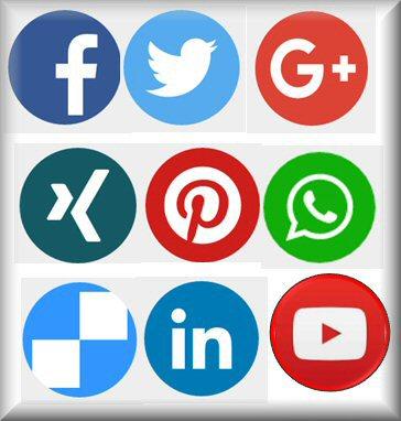 Werbung in sozialen Medien, soziale Netzwerke