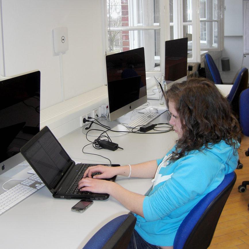 Weibliche IT-Fachkräfte