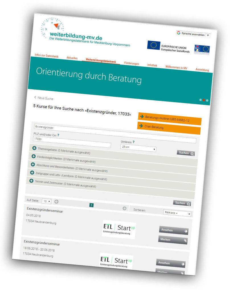 weiterbildung-mv.de