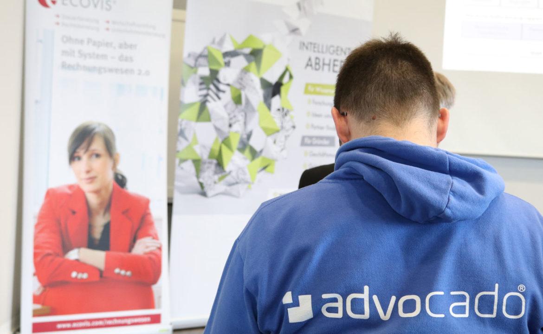 Vom Wissenschaftler zum Start-up Gründer, Advocado
