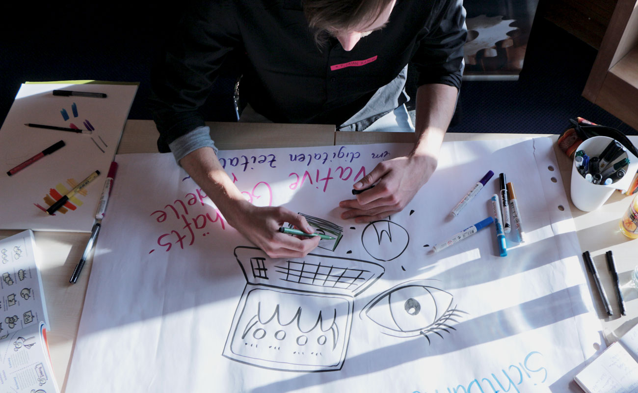 Zusammenarbeit mit Startups