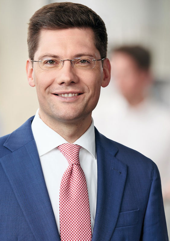 Staatssekretär Hirte
