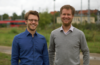 PipesBox-Gründer Elmar Zeeb und Jan Krog