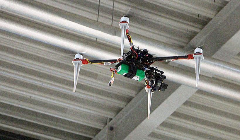 Drohne, Transport, Logistik