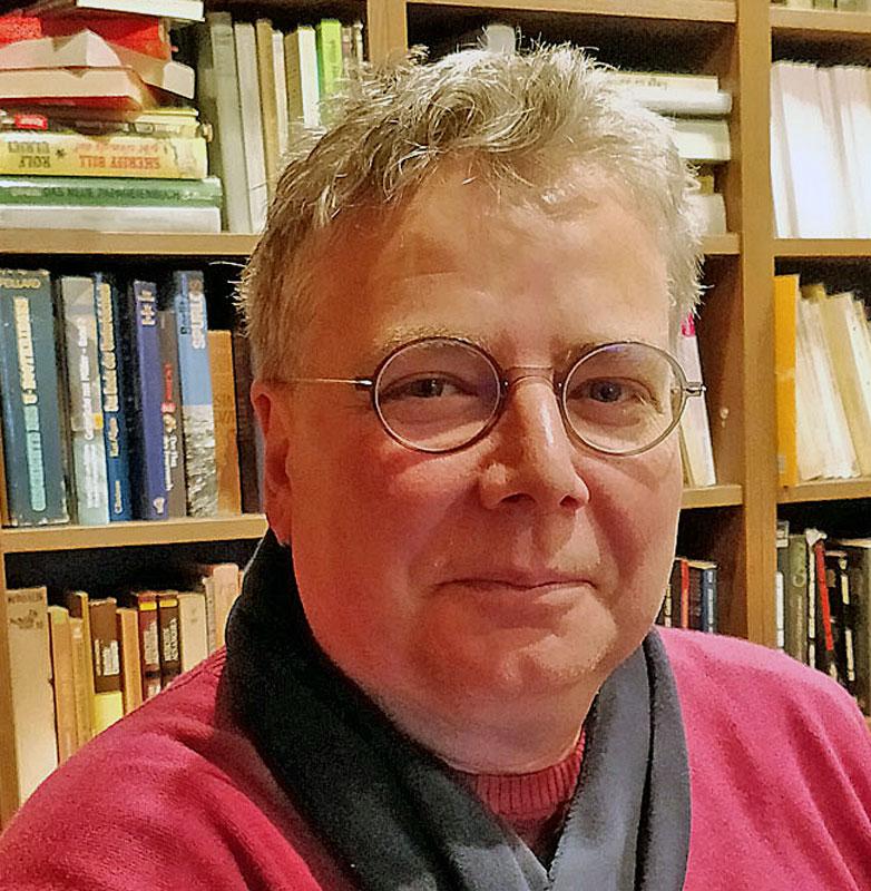 Porträt Ralph Schipke