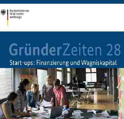 Finanzierung, Start-ups