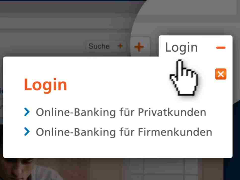 Online-Banking, Bank