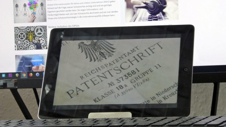 Patent, Erfindung, Marke, Schutzrechte