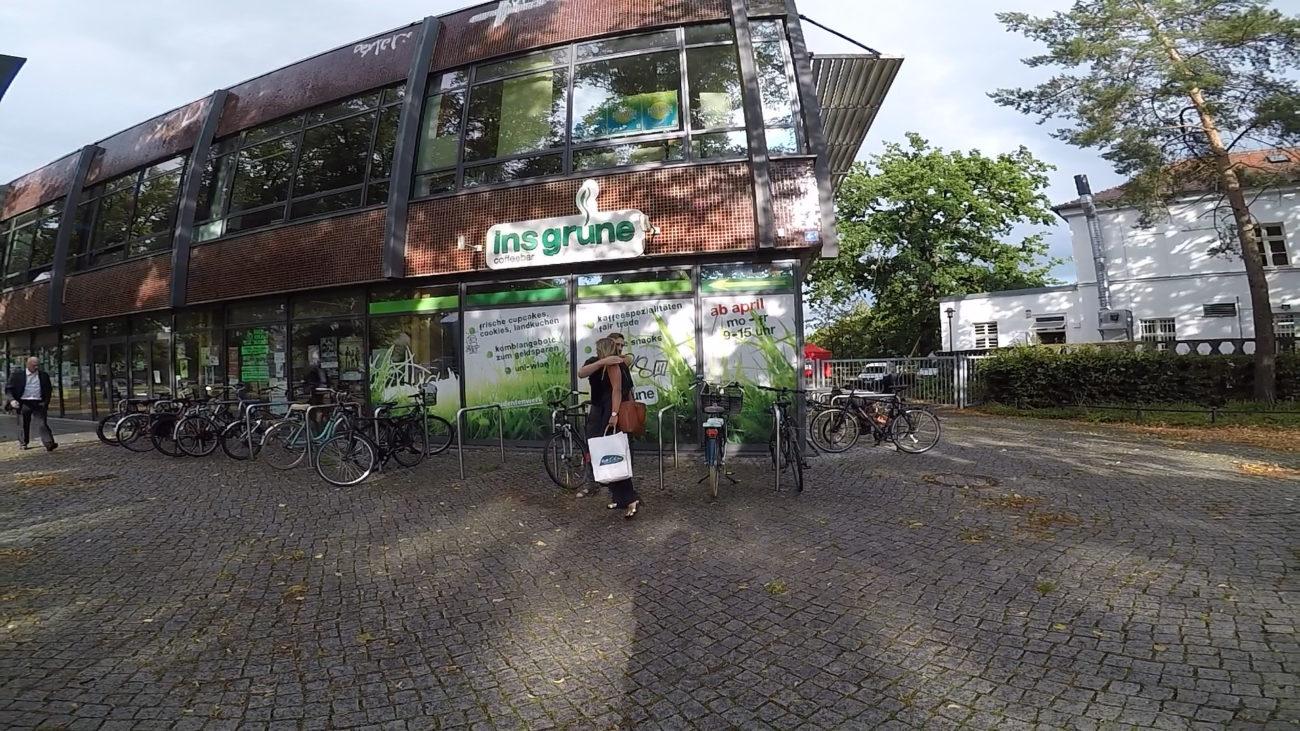 Ralph Schipke | Alte Mensa Greifswald