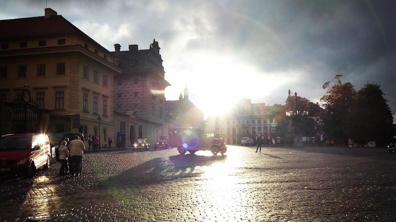 Ralph Schipke | Hradschin in Prag